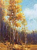 Richard Heichberger - Fall Study, Dick Heichberger, Click for value