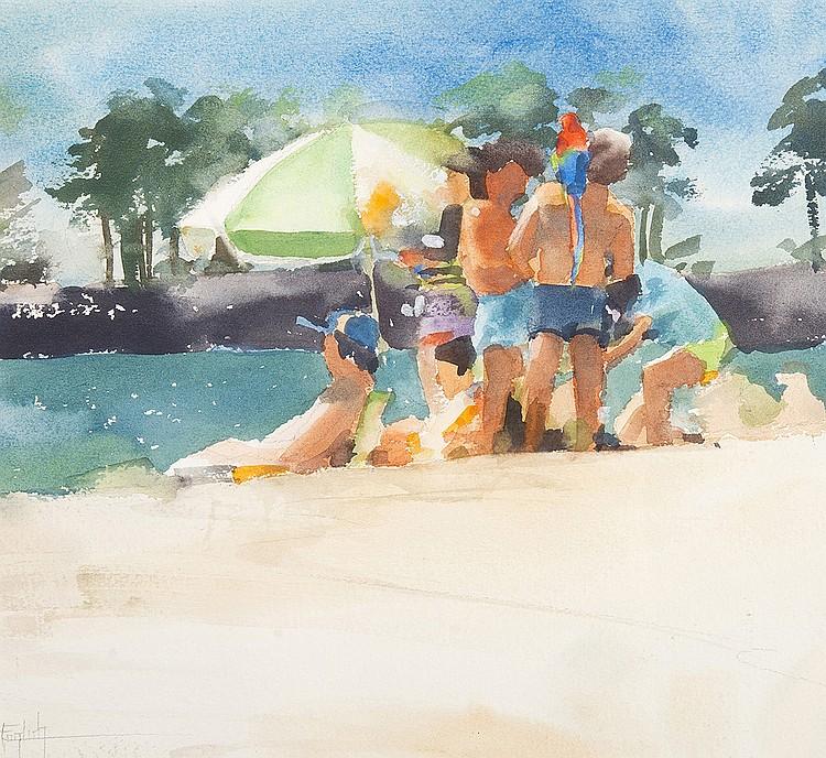 Kim English - Beach Weekend