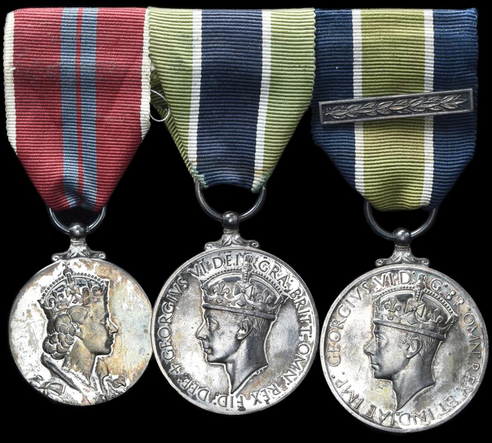 A Scarce Colonial Police Medal for Meritorious Service and