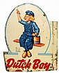 DUTCH BOY PAINT FLANGE SIGN