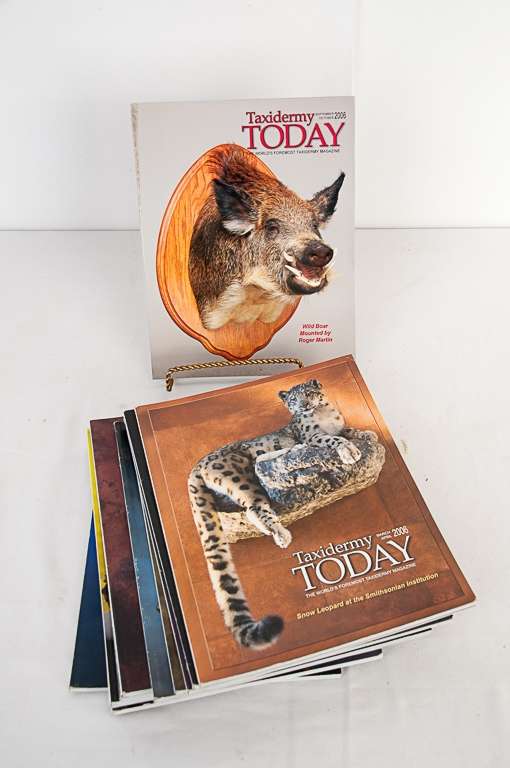 Taxidermy Today Magazine 2006-2007 Editions