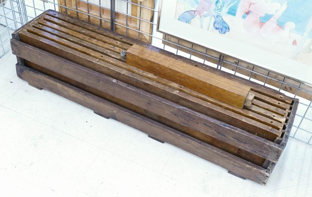 Pleasing Gustav Stickley 634 Round Dining Table 29 5X54 Lamtechconsult Wood Chair Design Ideas Lamtechconsultcom
