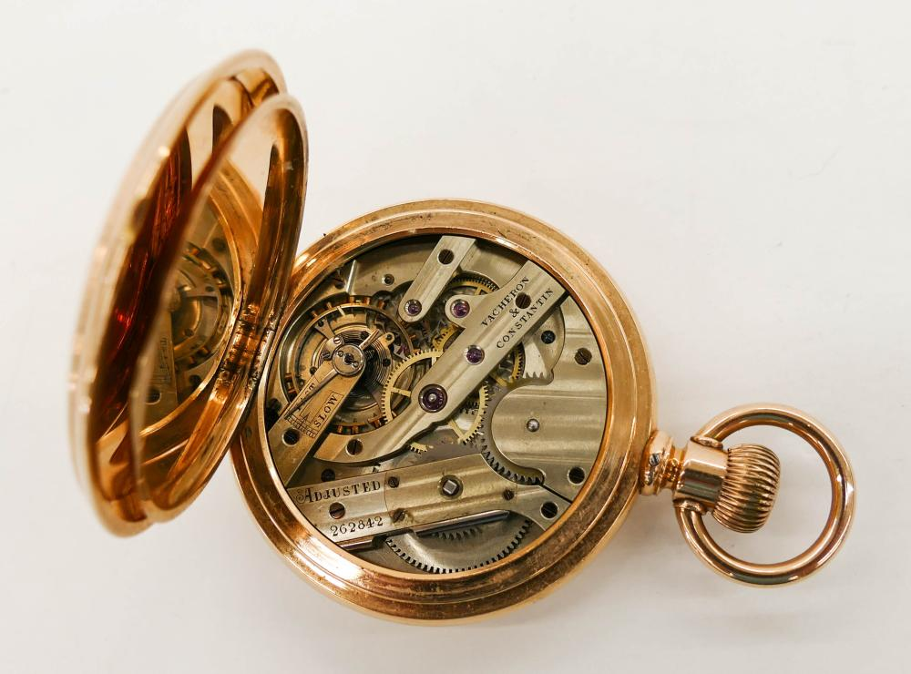 pocket watch case serial number