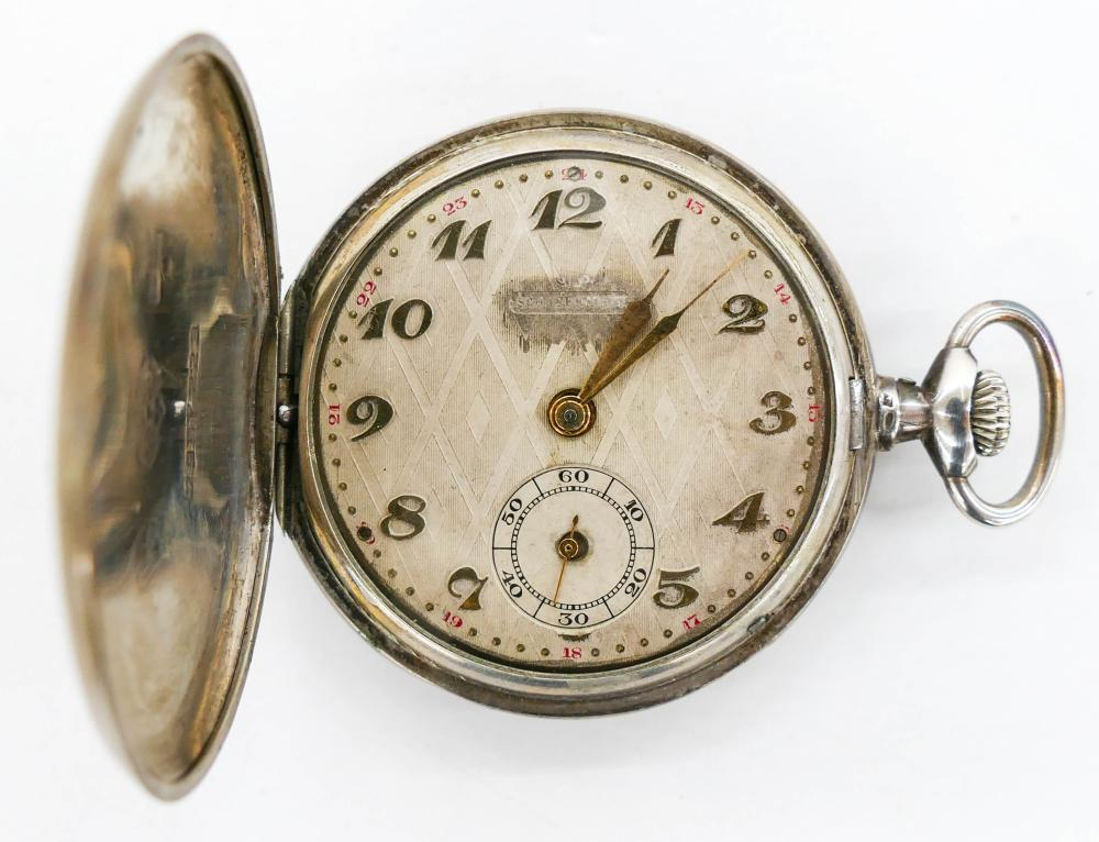 omega pocket watch serial numbers