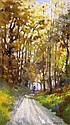 TOM GREANEY Autumn Woodlanddetails Signed Lower, Tom Greaney, Click for value