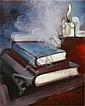 JOHN CULLINAN Candlelight Oil on Canvas 36cm x, John Cullinan, Click for value