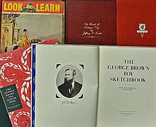 1962 Look and Learn Magazines – runs from No2 through to No28, bound within