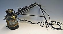 Maritime – Masthead Lamp Light measures 25cm approx comes attached with a n