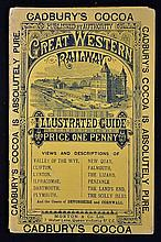 Great Western Railway Illustrated Guide Circa 1879 An attractive 32 page pu