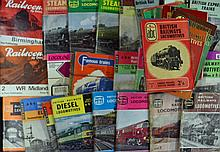 Selection of ABC British Railways Locomotives/Shed Directory Booklets 1950s