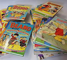 'The Beano Book' and 'Dandy' Selection from the 1980s and 1990s, generally
