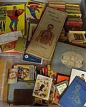 Quantity of Assorted Children's Books and Annuals – a mixed selection such
