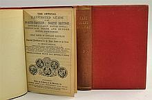 East Coast Railway c.1860 Book – in 2 volumes by George Measom, being The O