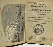 The Official Illustrated Guide Of The London Northwestern Railway. Also Lan
