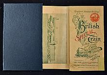 Railway - Scarce - British Special Train En Route From Chicago Worlds Colum
