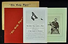 C.1911-1912 The Cody Flyer Sales Catalogue a 12 page sales catalogue illust