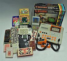 Binatone Superstar Programme Colour Video Console in original box (box is p