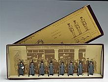 1970s Model Soldiers Type of the 'Territorials' 1880-1914 Lead Figures made