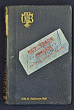 1903 O. Brien, Thomas & Company Catalogue Works at Blackwall. Head Office
