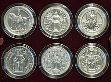 Great Seals Of The Realms Medal Collection an impr