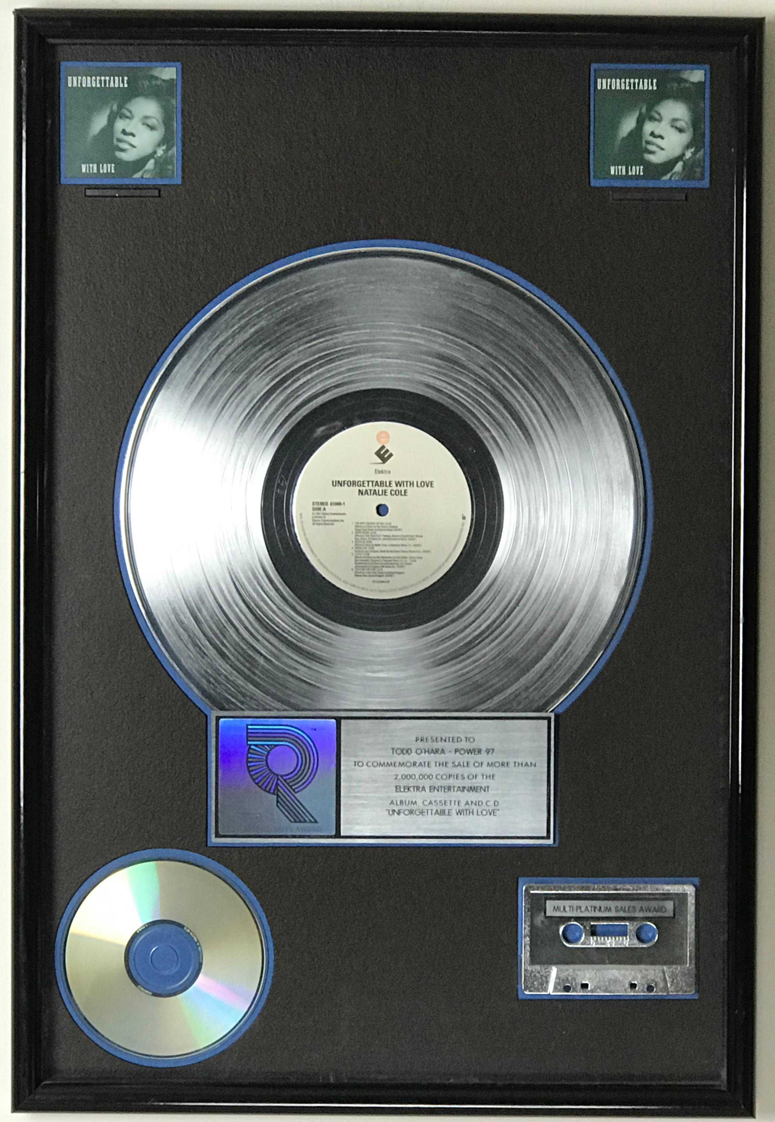 Natalie Cole - Inseparable | Vinyl Album Covers.com