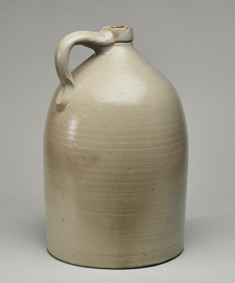 New York Stoneware Company 19c Five Gallon Jug