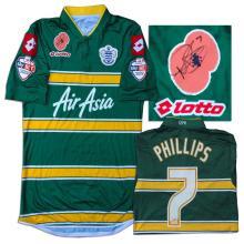 Matt Phillips Match Worn Queens Park Rangers Shirt COA 313360aaf