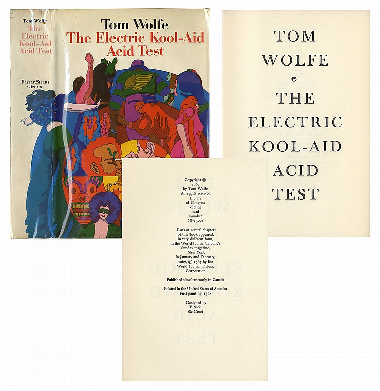an analysis of the electric kool aid acid test by tom wolfe Author:tom wolfe [wolfe, tom] language: eng format: epub, mobi tags: psychopathology, psychology, drug addiction, social science, science and where the hell else would they go from there in fact, the current fantasy—the imminent arrival of the beatles—had hardly crossed anybody's.