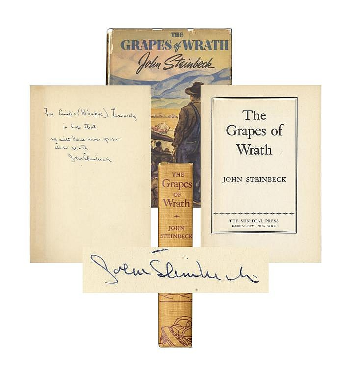 a look at family difficulties in the grapes of wrath by john steinbeck The grapes of wrath: the grapes of wrath by john steinbeck their lives progressively deteriorate until the novel's ending when the family is.