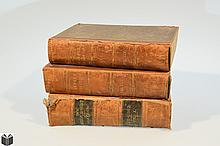 3V Harper's Magazine LEATHER-BOUND CIVIL WAR HISTORY & PERIODICALS Greeley American Conflict Slavery Iron Clad Vessels Plates