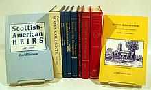 Lot 3023: 9V Dobson Bolton SCOTTISH IMMIGRATION TO AMERICA Stuart Cameron Wills Court Records Colonists Family History Chesapeake Ulster Directory Heirs