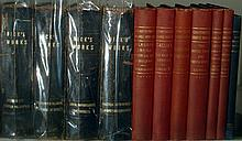 Lot 3096: Dick's Works VINTAGE AND ANTIQUE REFERENCE Sexual Life of Savages Civics New York State Fall of Athens Decorative