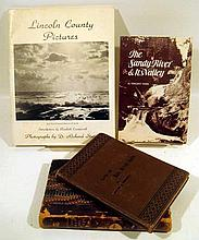 Lot 3115: 9V Philbrook Paine John Henry Bartlett VINTAGE AND ANTIQUE NEW ENGLAND HISTORY AND LITERATURE Vincent York Alice Brainerd Nelson Signed Life of Reverend Alvah Sabin Cornelius Wilson Larison Sandy River Lincoln County Photography D. Richard Sturges