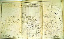 Lot 3114: Elisha Kent Kane THE UNITED STATES EXPEDITION IN SEARCH OF SIR JOHN FRANKLIN 1857 Antique Arctic Exploration Fold-Out Chart Plates