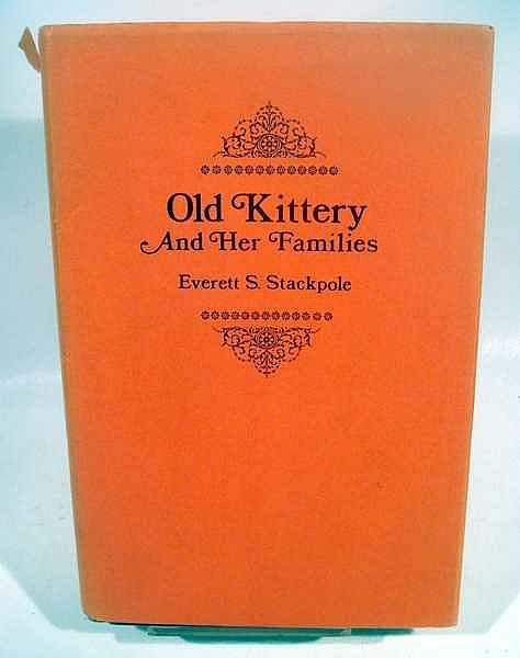 Lot 3017: 9V Wells Kennebunk Yarmouth HISTORY AND GENEALOGY OF MAINE Old Kittery Families Stackpole Searsport Sea Captains Vassalborough Lebanon Cumberland York Kennebec County