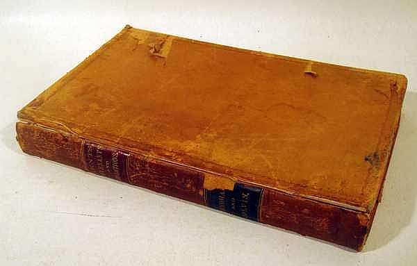 Andrew J Colvin / Anson Bingham A TREATISE ON RENTS REAL AND PERSON COVENANTS & CONDITIONS 1857 First Edition Antique Law New York History Reference