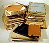 LARGE COLLECTION OF ORIGINAL ADELINE LEITZBACH MANUSCRIPTS c1930 Screenplays Drama American Film & Literature Poetry Mae West
