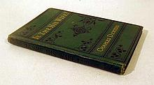 Lot 3002: Charles Dickens IS SHE A WIFE? OR SOMETHING SINGULAR 1877 First US Edition Antique Drama Comic Burletta Woodcuts Decorative Binding Victorian Literature