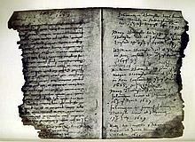Lot 3196: 34V THE MAYFLOWER DESCENDANT A QUARTERLY MAGAZINE OF PILGRIM GENEALOGY AND HISTORY 1994-1997 Primary Records Manuscripts
