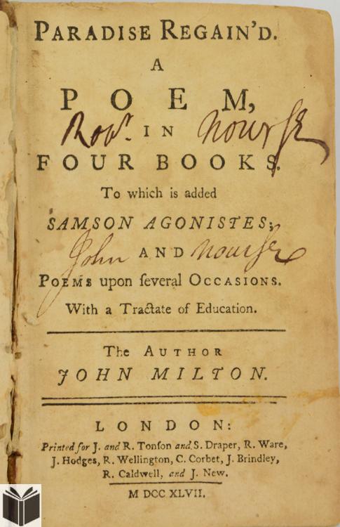 epic essay lost miltons paradise paradise poetry regained Milton's epic poetry: essays on 'paradise lost' and 'paradise regained': edited with an annotated reading list by c a patrides.