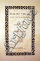 Edith Wharton ITALIAN VILLAS AND THEIR GARDENS 1904 First Edition Antique Decorative Binding Illustrations By Maxfield Parrish Photographic Plates