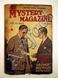 70+ Pc. Antique PULP MAGAZINES 1920s-1930s Boys' Fiction Westerns Mysteries