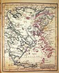 2V FENNER'S POCKET ATLAS OF MODERN AND ANCIENT GEOGRAPHY 1828/c1830 Antique Geography Full- & Double-Page Maps With Color Outlining