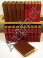Decorative Antique HISTORY & LITERATURE SETS Thomas Carlyle Washington Irving David Hume