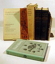 10V Collectible Books on Books LITERARY HISTORY Benjamin Franklin Printings American Newspapers Bibliography Charles Dickens Henry Miller Tropic of Cancer University of Pennsylvania Henry Herbert Francis Andrew March