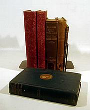7V Antique AMERICAN MILITARY HISTORY U.S.M.A. West Point Graduates Officers Biographical Register Personal Recollections of Abraham Lincoln Civil War James Gilmore Army Historical Register War of 1812 Report Bugle Calls