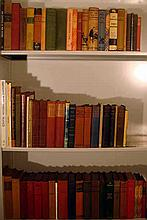Antique & Vintage COLLECTIBLE ESTATE BOOKS P.G. Wodehouse G.K. Chesterton Robert Louis Stevenson H.G. Wells James Thurber Georges Simenon Edward Muybridge Humor Mystery Adventure