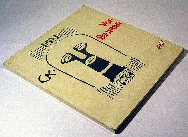 VER SACRUM 1969 Essays & Literary Texts On Organ Of Viennese Secession Klimt Kokoschka