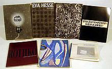 7V Duane Michals Fujiyama Jim Dine Eva Hesse MODERN & CONTEMPORARY ART New Realists Sharp-Focus Exhibition Catalogs