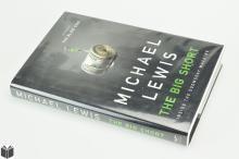 Michael Lewis THE BIG SHORT 2010 Author Signed First Edition Economic & Financial History Nonfiction Dust Jacket US Stock Market Real Estate Bonds Film